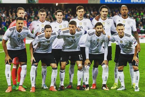 Alemania ya tendría su nueva camiseta para el Mundial ...