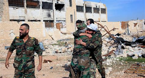 Aleppo Governor Predicts Syrian Army s Imminent Victory ...