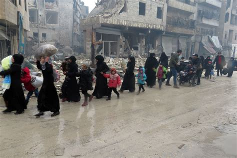 Aleppo s End: Syria Regime Accused of Slaughtering ...