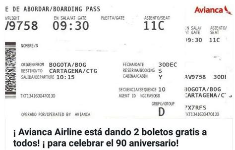 Alerta por campaña fraudulenta que ofrece boletos de Avión ...