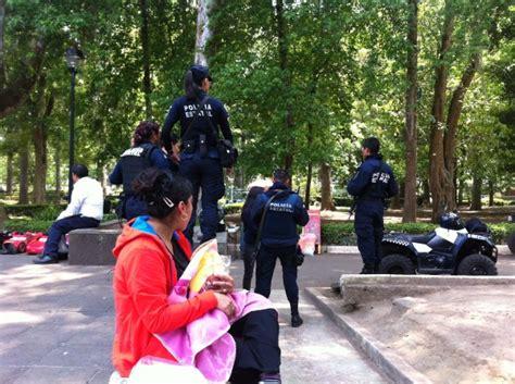 Alertan de asaltos en el parque de Los Berros de Xalapa ...
