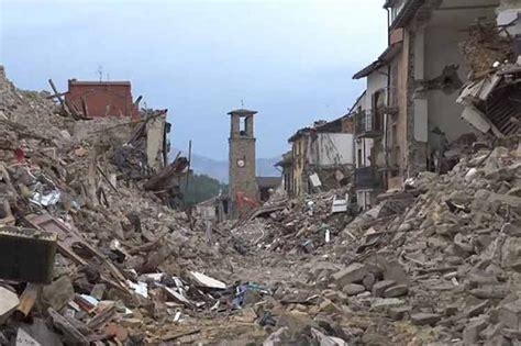 Alertan sobre mayor ocurrencia de terremotos en 2018