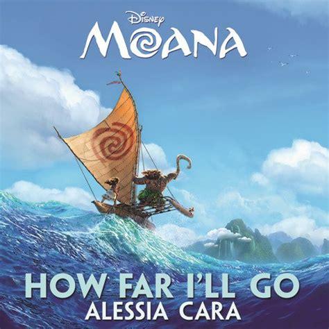 Alessia Cara – How Far I'll Go Lyrics | Genius Lyrics