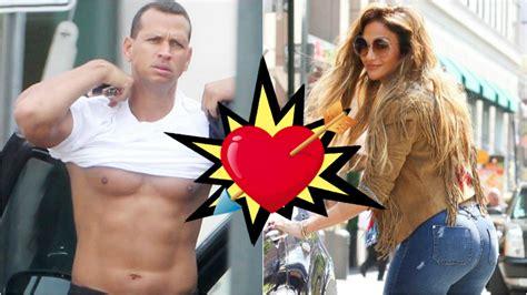 Alex Rodríguez, el nuevo novio de Jennifer Lopez, confirmó ...