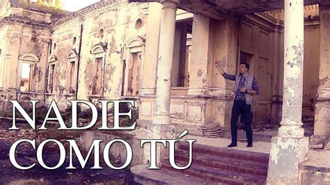 Alex Zurdo - Nadie Como Tú (Vídeo Oficial) - YouTube