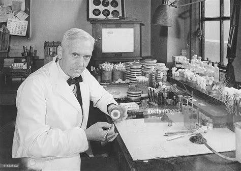 Alexander Fleming | Getty Images