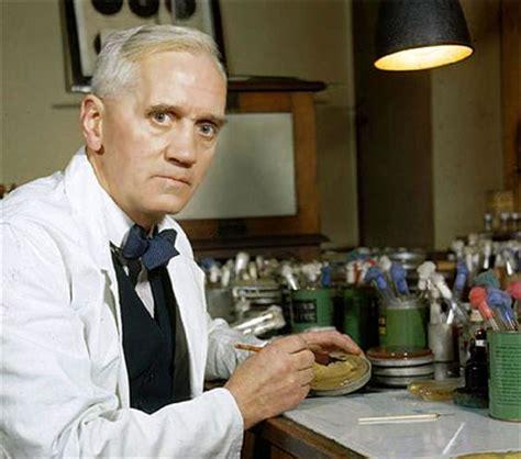 Alexander Fleming. La penicilina