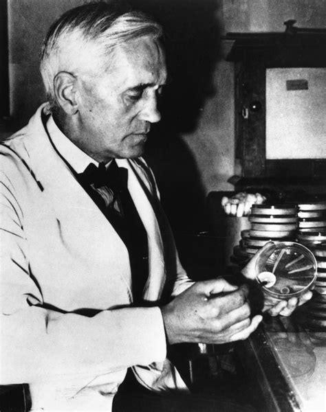Alexander Fleming | Science History Institute