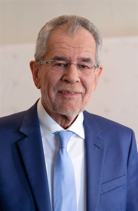 Alexander Van der Bellen – Wikipedia