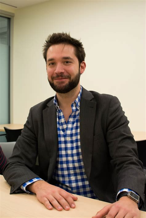 Alexis Ohanian Quotes. QuotesGram
