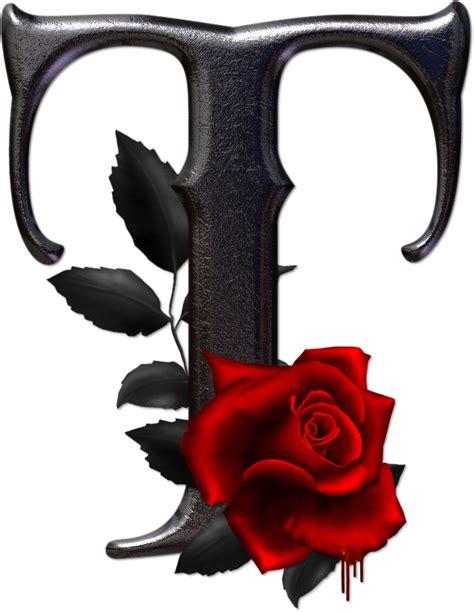 Alfabeto gótico con rosas rojas | Fondos de pantalla y ...
