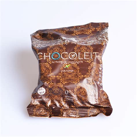 Alfajor de chocolate -50gr- Chocoleit