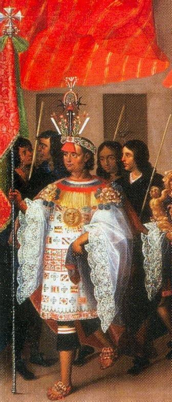 Alférez Real de los Incas - Wikipedia, la enciclopedia libre