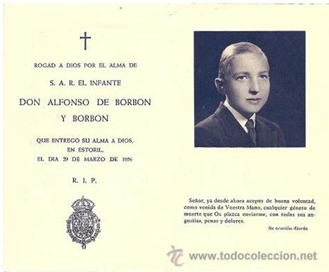 Alfonso de Borbón ¿homicidio o accidente? :: Felipe VI, la ...