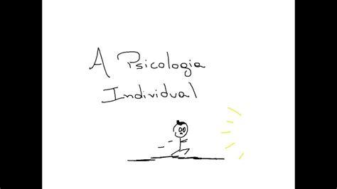 Alfred Adler e a Psicologia Individual - YouTube