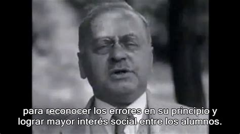 Alfred Adler - Psicología Individual - YouTube