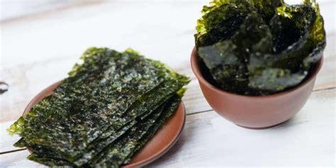 algas marinas yodo tiroides