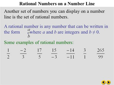 Algebra 2-1 Rational Numbers on a Number Line - ppt video ...