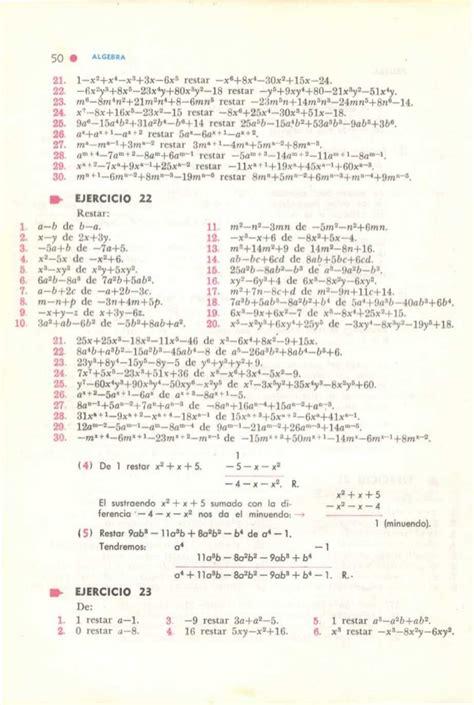 Algebra Baldor- Autor: Aurelio Baldor