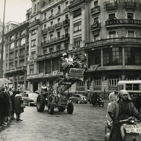 Algunas fotos antiguas de Madrid que me han llamado la ...