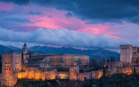 Alhambra España fondos de pantalla | Alhambra España fotos ...