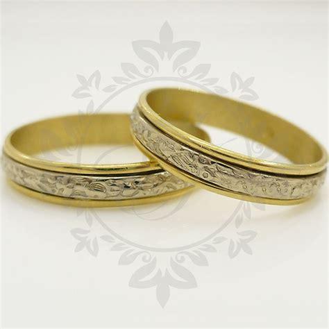 Alianzas Oro Para Casamiento, Compromiso Oro Blanco ...