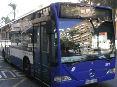 Alicante Bus Station