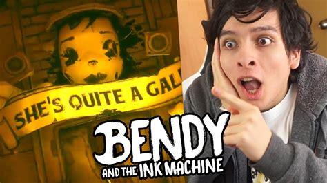 ALICE ANGEL ESTÁ AQUÍ !! - Bendy And The Ink Machine ...