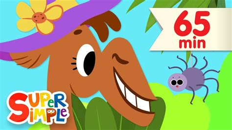 Alice The Camel + More | Kids Songs | Super Simple Songs ...