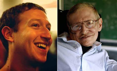 Alien Finding Program: Stephen Hawking and Mark Zuckerberg ...