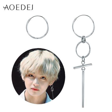 Aliexpress.com : Buy AOEDEJ V BTS Earrings DNA Korean ...