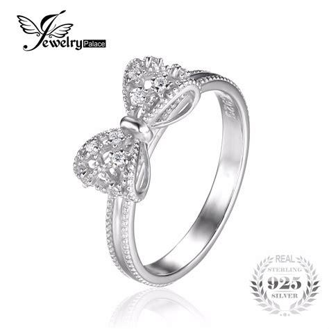 Aliexpress.com : Buy JewelryPalace Bow Anniversary Wedding ...