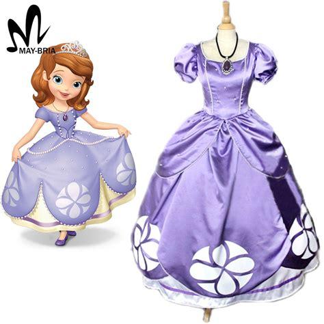 Aliexpress.com : Buy princess sofia dress Sofia the First ...