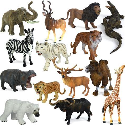 Aliexpress.com : Buy Wild animal toy Original Genuine Wild ...