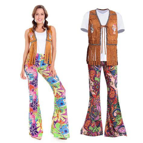 Aliexpress.com: Comprar Estilo Retro Hippie Hombres Ropa ...