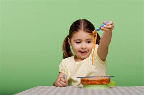 Alimentación de los niños a los 4 años | Cuidado Infantil
