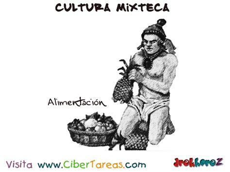 Alimentación – Cultura Mixteca | CiberTareas