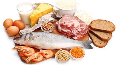 Alimentos con proteinas y su importancia para los musculos ...