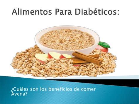 Alimentos Para Diabéticos - Los Beneficios de Comer Avena