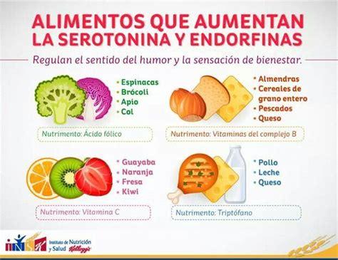 Alimentos que aumentan la serotonina y endorfinas ...