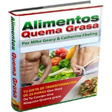 Alimentos Quema Grasa (Libro + Videocurso) ~ Nación de ...