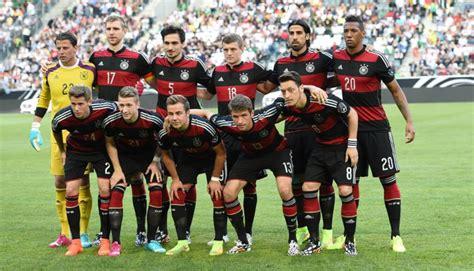 Alineacion Alemania Mundial Brasil 2014 | Mundial Rusia 2018