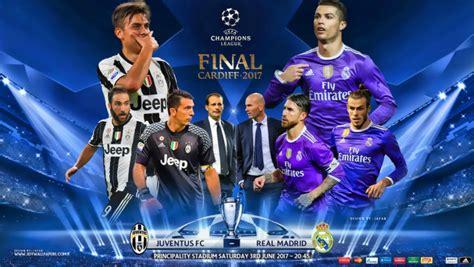 Alineación Juventus Real Madrid Final Champions League ...