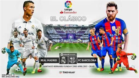 Alineación Real Madrid-Barcelona Jornada 33 | La Liga 2017