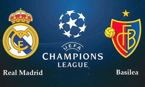 Alineación Real Madrid-Basilea: Champions 2014 - Mundial ...