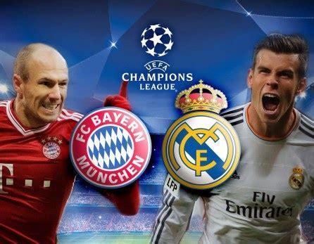 Alineación y la previa Bayern Munich Real Madrid ...