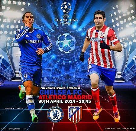 Alineación y la previa Chelsea Atlético Madrid ...