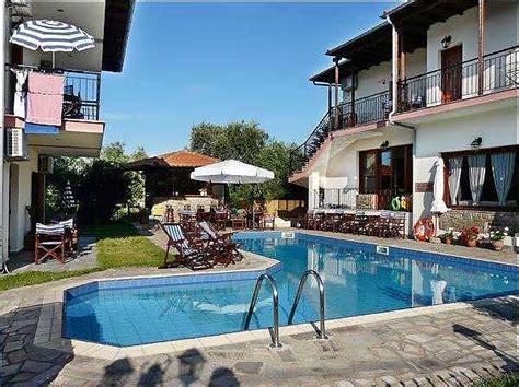 Aliston Hotel Studios | Chrysi Ammoudia | Thassos | Grecia
