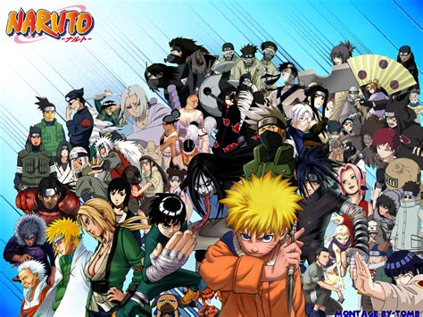 All Characters Naruto Shippuden Wallpapers | Naruto ...