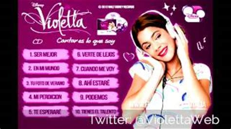 All comments on Violetta  Cantar es lo que soy  Anteprima ...